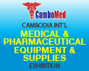 CamboMed- Cambodia International Medical Exhibition