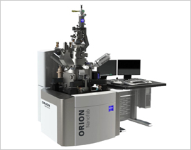 ORION NanoFab,  Carl Zeiss, sub-10 nanometer scale