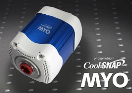 Photometrics®, CCD Cameras, CoolSNAP™ MYO, CoolSNAP™ KINO,